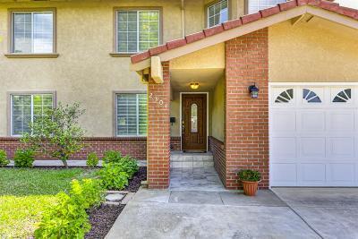 Single Family Home For Sale: 2304 Brunton Way