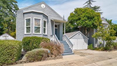 Single Family Home For Sale: 4833 V Street