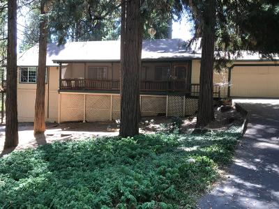 Grass Valley Single Family Home For Sale: 123 No Address Road