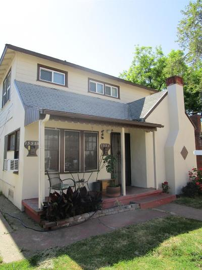Single Family Home For Sale: 1555 32nd Street