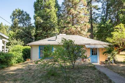 Grass Valley Single Family Home For Sale: 11164 Alpine Lane