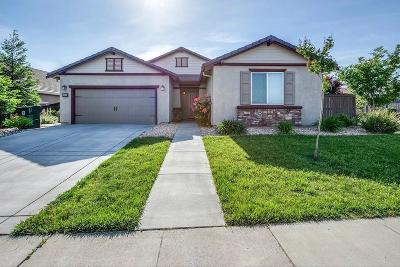 Rancho Cordova Single Family Home For Sale: 5218 East Copper Sunset Way
