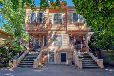 Sacramento County Multi Family Home For Sale: 523 18th Street