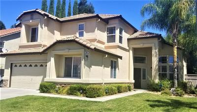 Vacaville Single Family Home For Sale: 981 Cashel