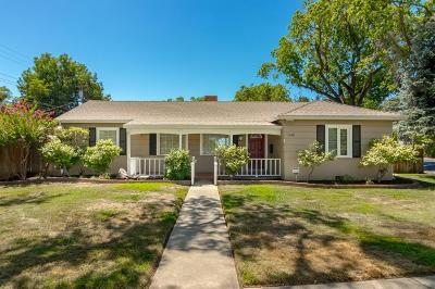 Modesto Single Family Home For Sale: 1048 Harvard Avenue