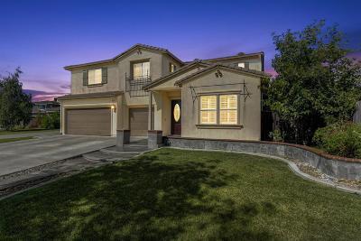 West Sacramento Single Family Home For Sale: 3750 Castaic Court