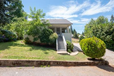 Grass Valley Single Family Home For Sale: 167 Lucas Lane