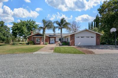 Galt Single Family Home For Sale: 9771 Orr Road