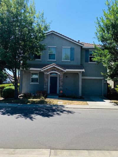 Stockton Single Family Home For Sale: 1765 Moss Garden Avenue