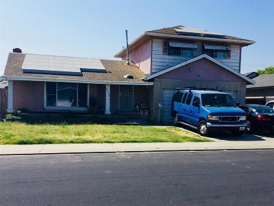 Manteca Single Family Home For Sale: 1124 Shasta