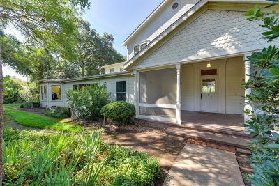 Sacramento County Single Family Home For Sale: 8139 Sloughouse Road