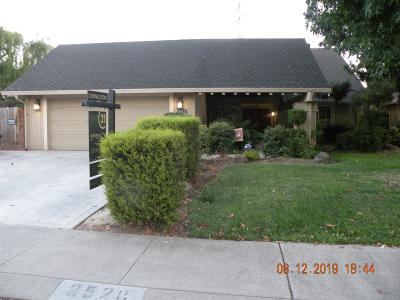 Stockton Single Family Home For Sale: 2528 Michaelangelo Drive