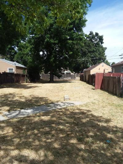 Sacramento Residential Lots & Land For Sale: 4201 34 Street