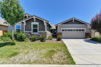 Rancho Cordova Single Family Home For Sale: 4093 Pingree Lake Way