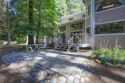 Nevada City Single Family Home For Sale: 14565 Banner Quaker Hill Road