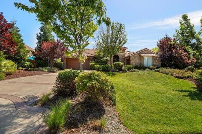 Roseville Single Family Home Contingent: 8602 Eagle Creek Court