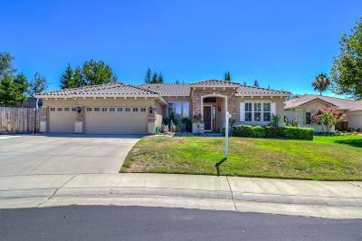 Rocklin Single Family Home For Sale: 4908 Tiverton Court