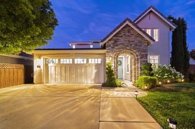 Antelope Single Family Home Pending Sale: 7808 Abbington Way