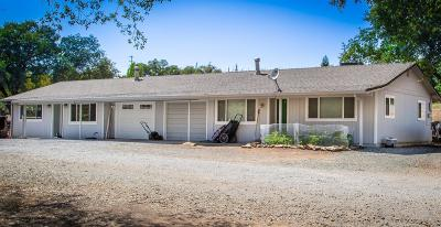 El Dorado Single Family Home For Sale: 6148 Galena Drive