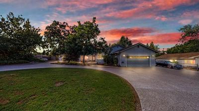 Orangevale Single Family Home For Sale: 8657 Oak Avenue