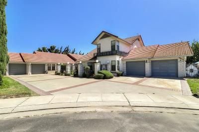 Manteca Multi Family Home For Sale: 1815 Azure Court