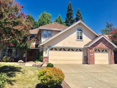 Roseville Single Family Home For Sale: 2219 Banbury Circle