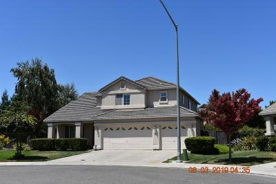 Stockton Single Family Home For Sale: 10019 Castlebrook Court