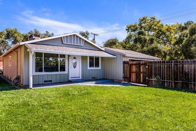 Carmichael Single Family Home For Sale: 8249 Fair Oaks Boulevard