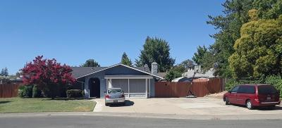 Citrus Heights Single Family Home For Sale: 8191 Davinda Court