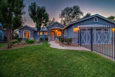 Orangevale Single Family Home For Sale: 6701 Chastain Street
