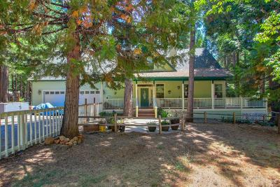 Foresthill Single Family Home For Sale: 5800 Timberland Drive