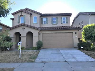 Stockton Single Family Home For Sale: 4637 White Forge Drive