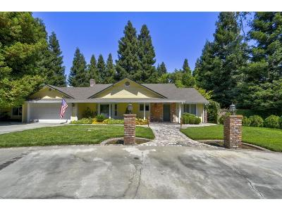 Bangor, Berry Creek, Chico, Clipper Mills, Gridley, Oroville Single Family Home For Sale: 820 North Township Road