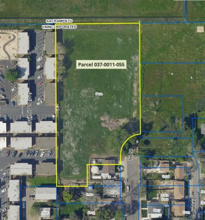 Sacramento Residential Lots & Land For Sale: 6012 37th Street