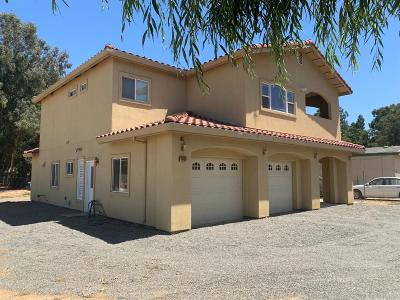 Dunnigan Single Family Home For Sale: 2963 Road 88
