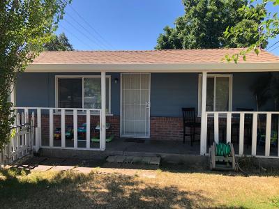 Sacramento County Multi Family Home For Sale: 1536 South Avenue