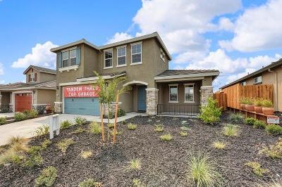 Elk Grove Single Family Home For Sale: 8458 Crimson Clover Circle