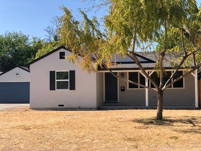 Sacramento Single Family Home For Sale: 2240 Pyramid Way