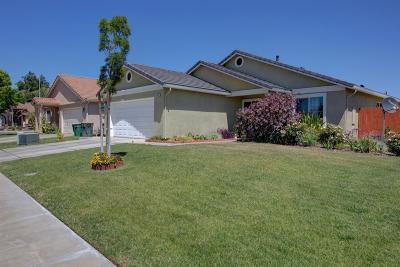 Merced Single Family Home For Sale: 2206 West Drake Avenue