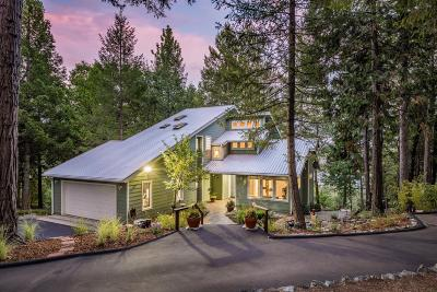 Nevada City Single Family Home For Sale: 13305 Tall Oak Place