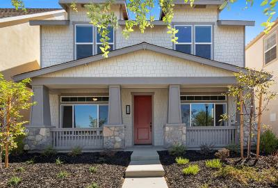 Sacramento Single Family Home For Sale: 3137 Crocker Drive