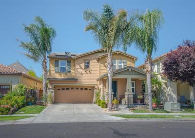 Davis, Woodland Single Family Home For Sale: 2783 Nicolson Circle