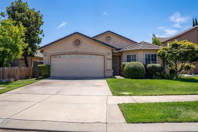 Riverbank Single Family Home For Sale: 2356 Garden Oak Drive