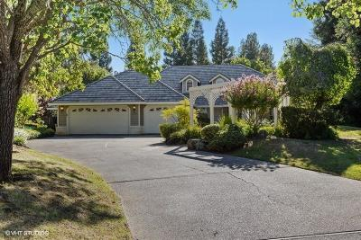 Roseville Single Family Home For Sale: 3611 Petite Creek Court