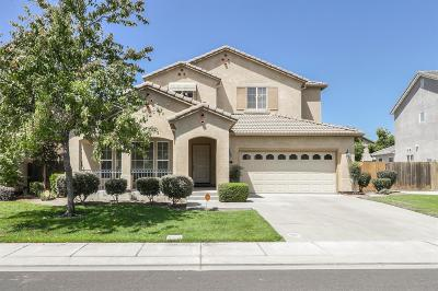 Manteca Single Family Home For Sale: 1417 Anacapri Drive