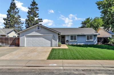 Escalon Single Family Home For Sale: 526 Northwood Street