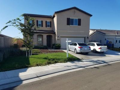 Manteca Single Family Home For Sale: 1460 Alex Way