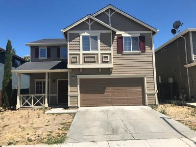 Tracy Single Family Home For Sale: 4172 Memoir Avenue #Tracy