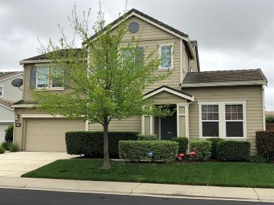 Roseville Single Family Home For Sale: 3161 Haywood Place