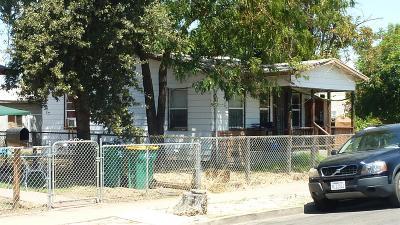Stockton Single Family Home For Sale: 2195 East Hazelton Avenue